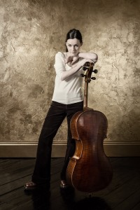 Melanie Jones Cellist